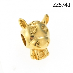 Stainless Steel Bead For Jewelry PAT-205B
