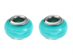 2PCS Stainless Steel Bead For Jewelry PAT-227E