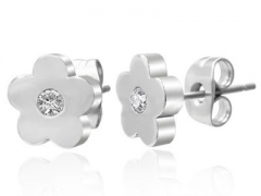 Stainless Steel Earrings ES-0406A ES-0406A ES-0406A ES-0406A
