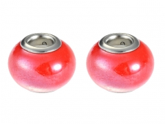 2PCS Stainless Steel Bead For Jewelry PAT-227A