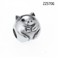 Stainless Steel Bead For Jewelry PAT-212A