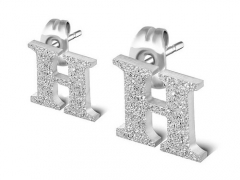 Stainless Steel Earrings ES-0839H ES-0839H ES-0839H ES-0839H