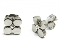 Stainless Steel Earrings ES-0402A ES-0402A ES-0402A ES-0402A