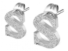 Stainless Steel Earrings ES-0839S ES-0839S ES-0839S ES-0839S