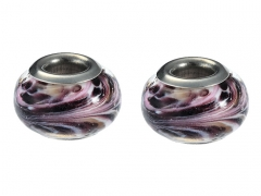 2PCS Stainless Steel Bead For Jewelry PAT-230