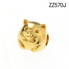 Stainless Steel Bead For Jewelry PAT-212B