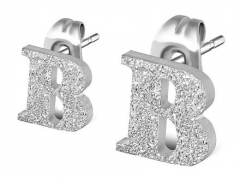 Stainless Steel Earrings ES-0839B ES-0839B ES-0839B ES-0839B