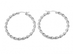Stainless Steel Earrings ES-1200A ES-1200A ES-1200A ES-1200A