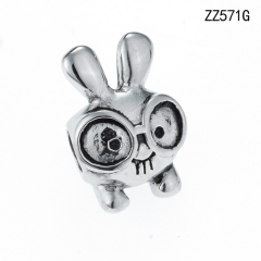 Stainless Steel Bead For Jewelry PAT-204A