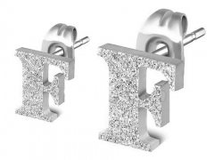 Stainless Steel Earrings ES-0839F ES-0839F ES-0839F ES-0839F