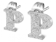 Stainless Steel Earrings ES-0839P ES-0839P ES-0839P ES-0839P