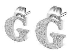 Stainless Steel Earrings ES-0839G ES-0839G ES-0839G ES-0839G