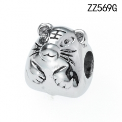 Stainless Steel Bead For Jewelry PAT-207A