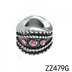Stainless Steel Bead For Jewelry PAT-169A