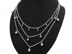 Stainless Steel Necklace NS-0427