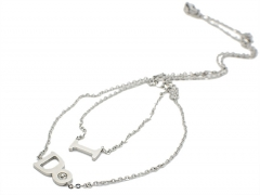 Stainless Steel Necklace NS-0400