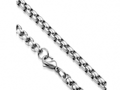 3mm Stainless Steel Chain For Pendant CH-073