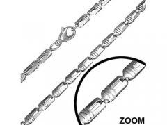 4mm Small Stainless Steel Chain CH-062