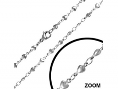 5mm Small Stainless Steel Chain CH-045A