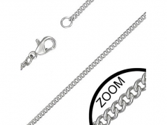 2mm Small Steel Necklace CH-033-2