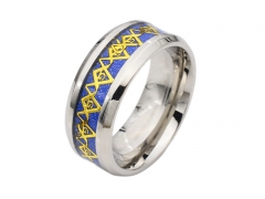 Stainless Steel Ring RS-1038B