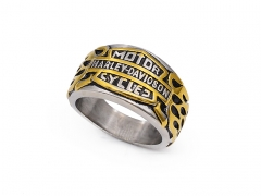 Stainless Steel Ring RS-2028B
