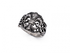 Stainless Steel Ring RS-2027