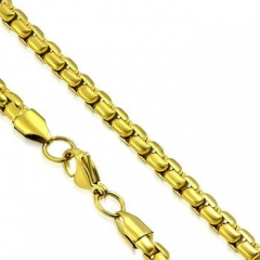Gold Pvd Stainless Steel Chain CH-073B