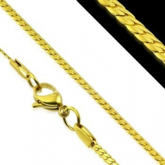 Gold Pvd Stainless Steel Chain CH-084B