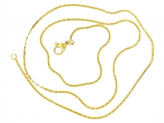 Gold Pvd Stainless Steel Chain CH-088B