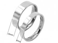 Stainless Steel Ring RS-0730A