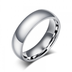 Stainless Steel Ring 7mm RS-0305C