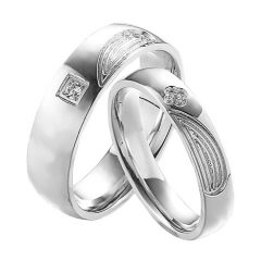 Stainless Steel Ring RS-1054A