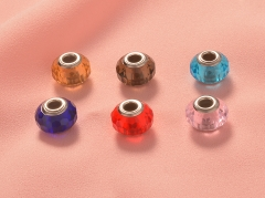 1pc Stainless Steel Bead For Jewelry PAT-239
