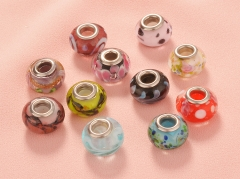 5pc Stainless Steel Bead For Jewelry PAT-241