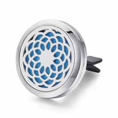 Stainless steel Car Perfume Diffuser CX-009