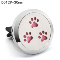 Stainless steel Car Perfume Diffuser CX-016