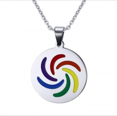 Stainless Steel Pendant PS-1191