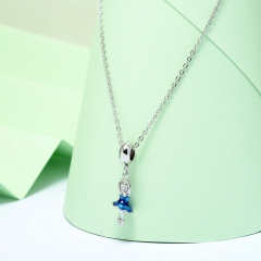 Stainless Steel Necklace PNS-0013