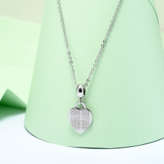 Stainless Steel Necklace PNS-0016