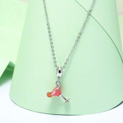 Stainless Steel Necklace PNS-0012