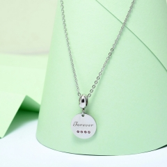 Stainless Steel Necklace PNS-0011
