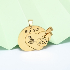 Stainless Steel Pendant PS-1198