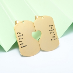 Stainless Steel Pendant PS-1204B