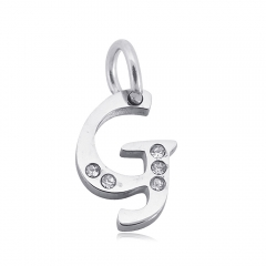 Stainless Steel Charms PD-0219G