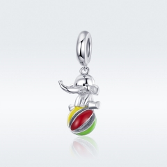 925 Sterling Silver Pendant Charms    BSC091-2