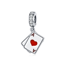 925 Sterling Silver Pendant Charms  SCC1172