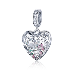 925 Sterling Silver Pendant Charms    SCC1126
