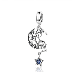 925 Sterling Silver Pendant Charms    SCC1205 (2)
