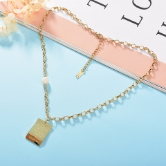 Stainless Steel Necklace NS-0713